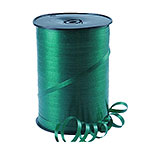 Dark Hunter Green curling ribbons