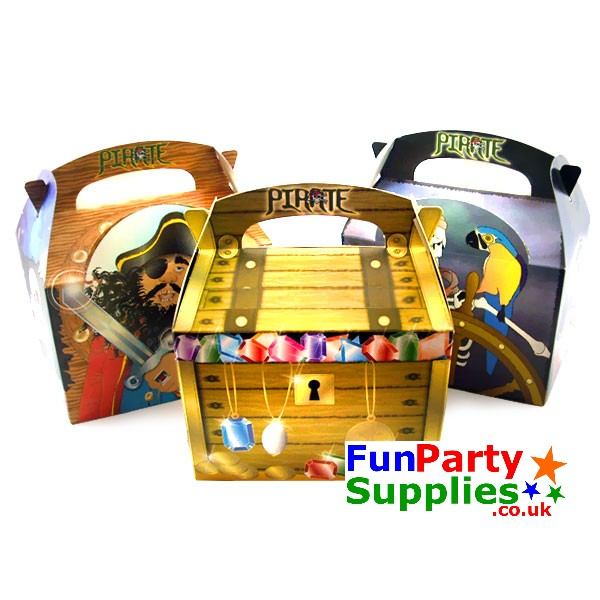 Pirate Themed Party Box