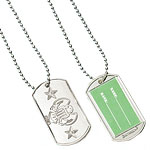 Children's Army Dog Tag Toys