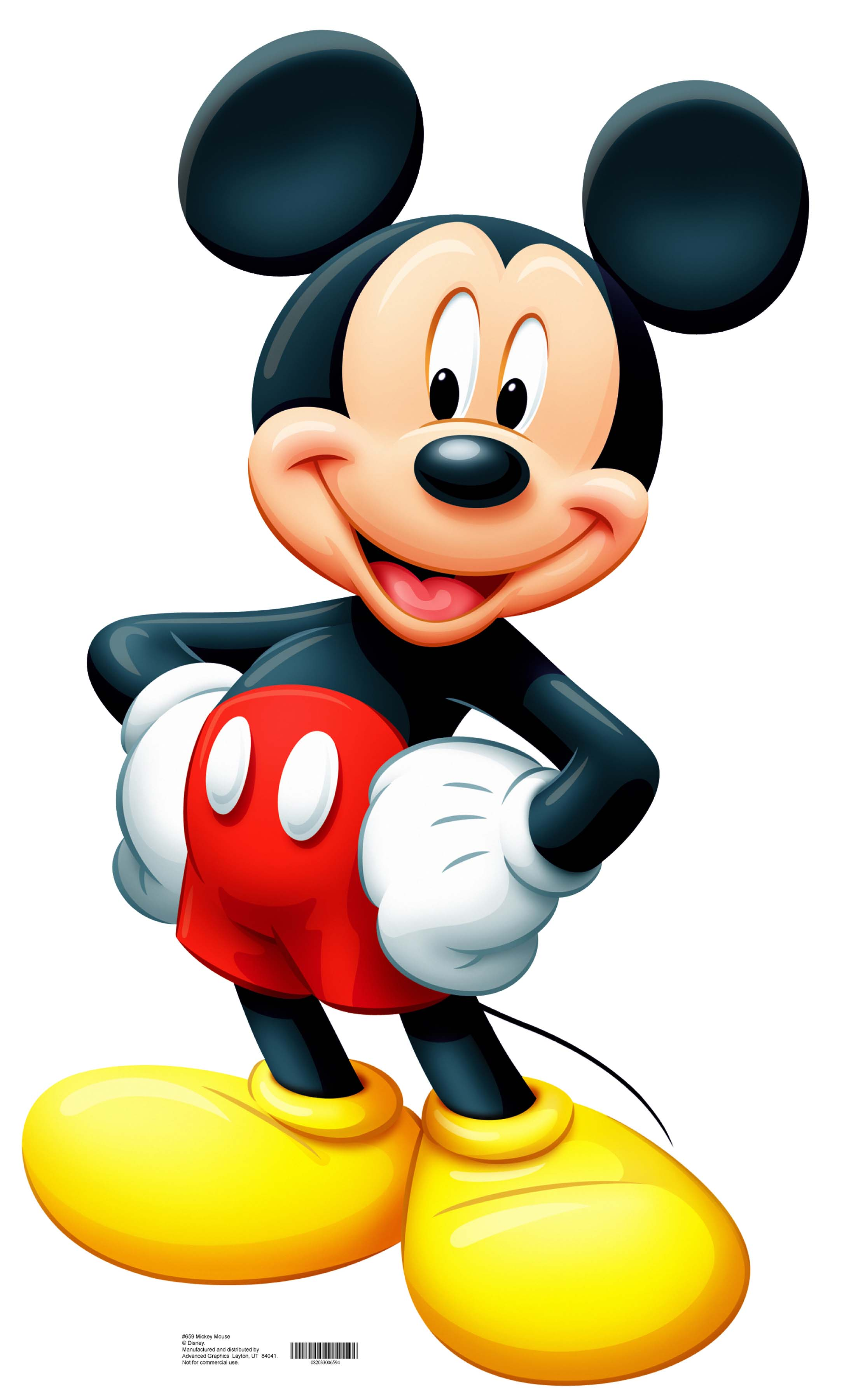 Mickey mouse themed party decorations fun party supplies for Deco mickey
