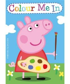 Peppa Pig Mini Colouring Books