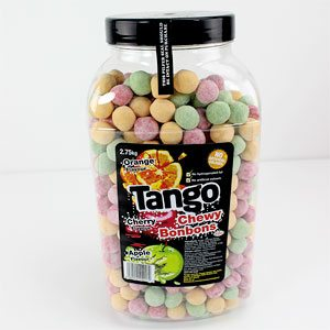 Big Jar Of Tango Flavoured Party Sweets