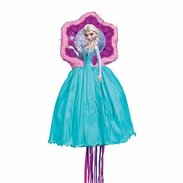 Frozen Elsa Pull Pinata