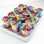Candy Floss 25g Tubs Pk 12