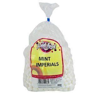 Mint Imperials Bulk Bag 3kg