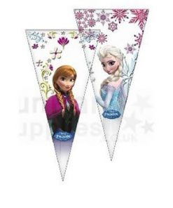 Disney Frozen Cello Cone Bags