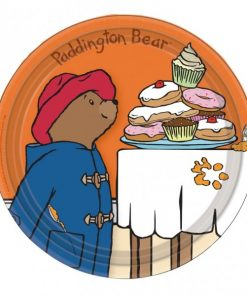 Paddington Party Plates