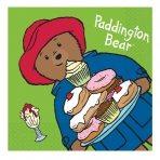Paddington Bear Party Napkins - 2ply Pk 16