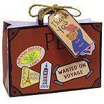 Paddington Bear Paper Loot Bags Pk 8