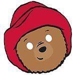 Paddington Bear Card Mask - each
