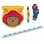 Paddington Bear Stationery Sets ideal for party bag fillers