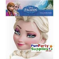 Disney Frozen Elsa Mask - each