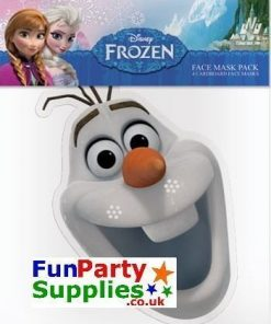 Disney Frozen Olaf Mask - each