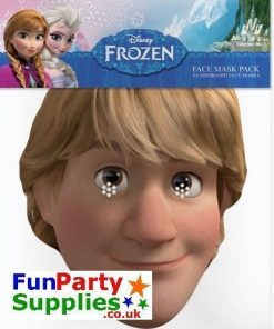 Disney Frozen Kristoff Mask - each
