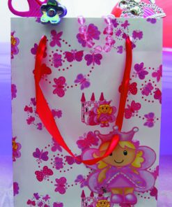 Fairy Princess Themed Party Bags - Pack of 6 * SAVE 50% *