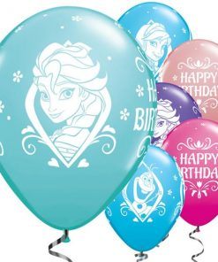 Disney Frozen Printed latex Balloons