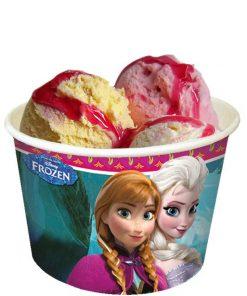 Disney Frozen Ice Cream Tubs