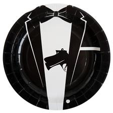 Special Agent Spy Party Paper Plates Pk 10