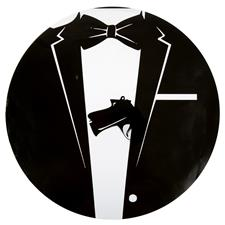 Special Agent Spy Party Table Mats Pk 6