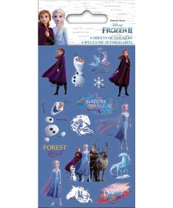 Disney Frozen 2 Stickers