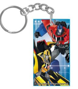 Transformers Keyrings
