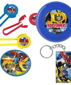 Transformers Party Value Favour Pack