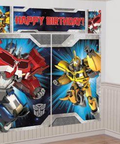 Transformers Scene Setters Kits
