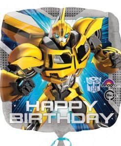 Transformers Square Balloon Foil Side 2