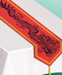 Chinese New Year Party Table Runner