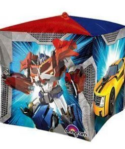 Cubez Transformers Foil Balloon - 24''