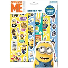 Despicable Me Sticker Fun