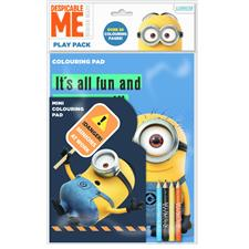 Despicable Me Play Pack