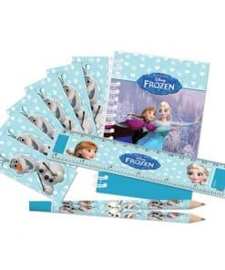 Disney Frozen Ice Skating Stationery Pack