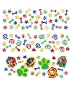 Paw Patrol Party Table Confetti