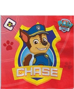 Paw Patrol Party Paper Napkins