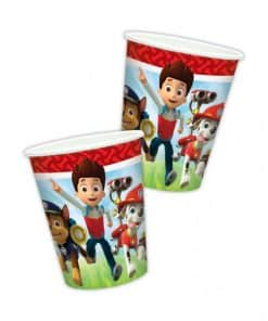 Paw Patrol Party Paper Cups
