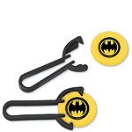 Batman Party Disc Shooters (Pk 12)