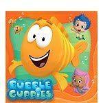Bubble Guppies Party Paper Napkins Pk 16