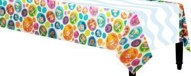 Bubble Guppies Party Plastic Tablecover 137cm x 259cm