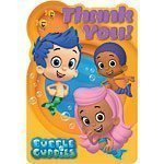 Bubble Guppies Party Thank You Cards Pk 8
