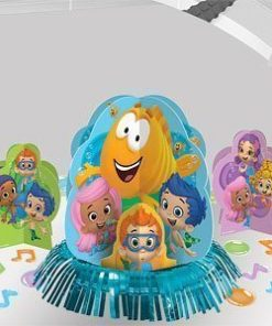 Bubble Guppies Party Table Decorating Kit - 31cm
