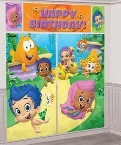 Bubble Guppies Party Scene Setter - 1.8m
