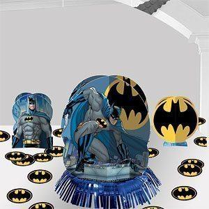 Batman Table Decorating Kit