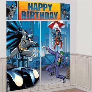Batman Party Scene Setter