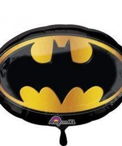 Batman Supershape Emblem Balloon - 27'' Foil