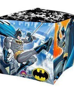 Batman Cubez Balloon - 24'' Foil