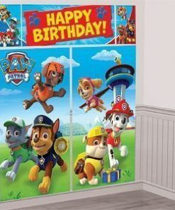 Paw Patrol Party Scene Setter 1.8m High