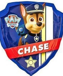 Paw Patrol Party Foil badge Balloon 27""