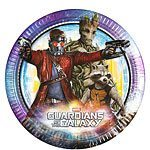 Guardians of the Galaxy Paper Plates