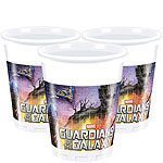 Guardians of the Galaxy Party Plastic Cups 200mls Pk 8